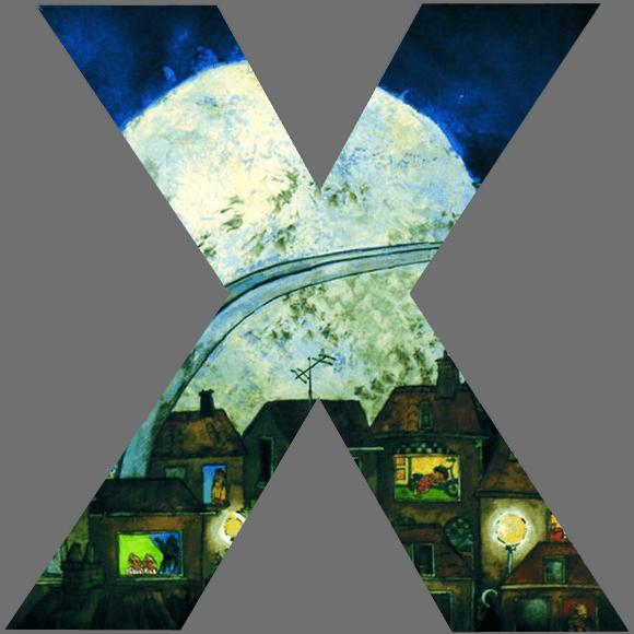 Album cover of Roltrap naar de Maan van Klein Orkest uit 1985